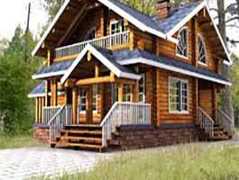 خانه چوبی اردبیل