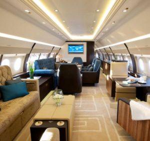 استفاده چوب در هواپیما