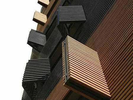 چوب اصلاح شده گرمایی یا ترمووود