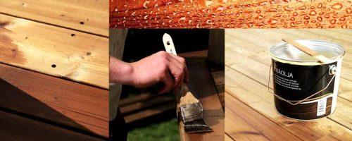 مراقبت از چوب ترمو
