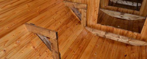 خلاقانه ترین کاربرد های چوب ترمو( بخش دوم)