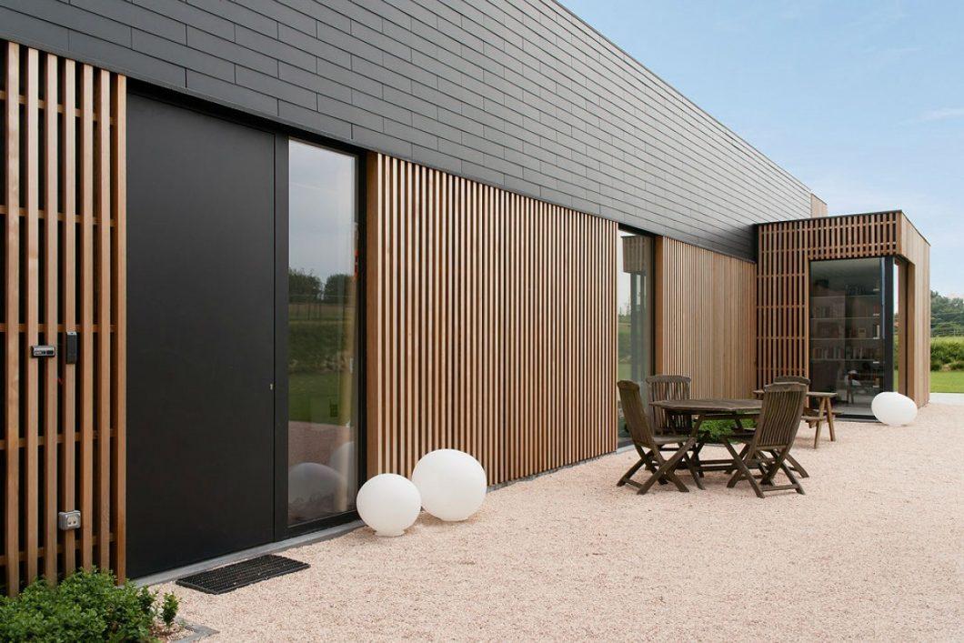 چرا از چوب ترمو به عنوان نمای ساختمان استفاده کنیم؟( بخش دوم)
