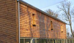 چرا از چوب ترمو به عنوان نمای ساختمان استفاده کنیم؟( بخش سوم)