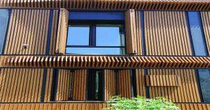چه نوع چوبی مورد استفاده در نما چوب میباشد ؟