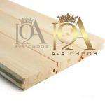 از لمبه چوبی برای سقف چگونه استفاده می شود ؟