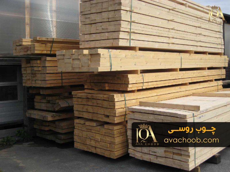 چوب فروشی خاوران