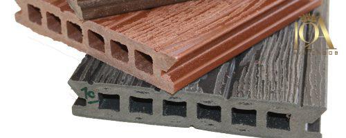 استفاده از پروفیل چوب پلاست