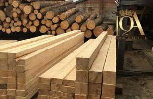 چوب نراد دست دوم در چه ابعادی وجود دارد؟
