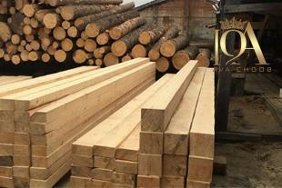فروش چوب نراد دست دوم
