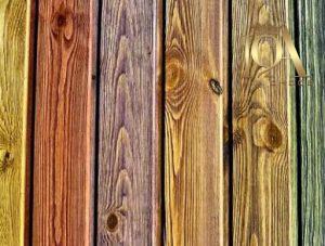 مراحل تهیه ی چوب ترمو