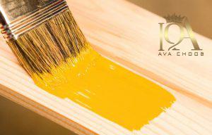 چه نوع رنگی مناسب برای چوب میباشد ؟