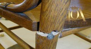 چرا چوب مبل ترک میخورد